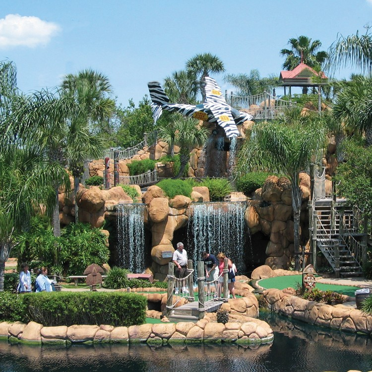 Congo River Adventure Golf: Kissimmee