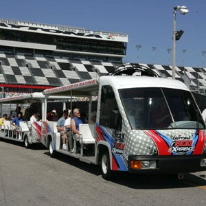 Daytona Speedway All Access Track Tour