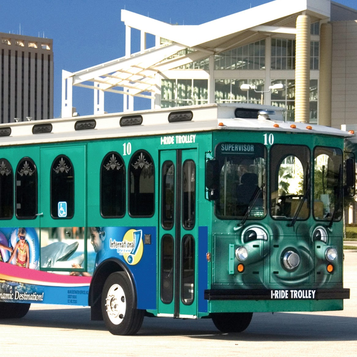 I-Ride Trolley 3 Day Unlimited Ride Pass
