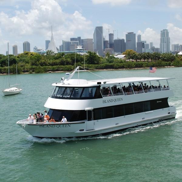 Island Queen Cruises tickets