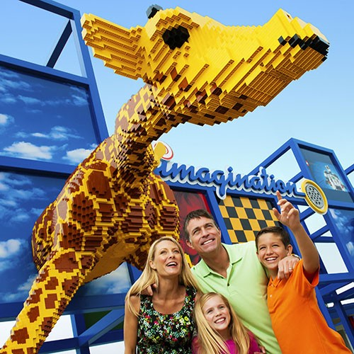 Legoland Florida Plus Same Day Waterpark Admission