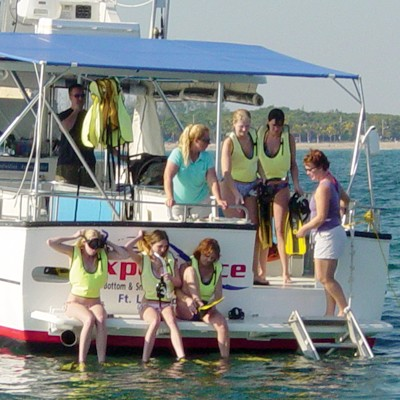 Ft. Lauderdale Glass Bottom Boat and Snorkeling Trip tickets