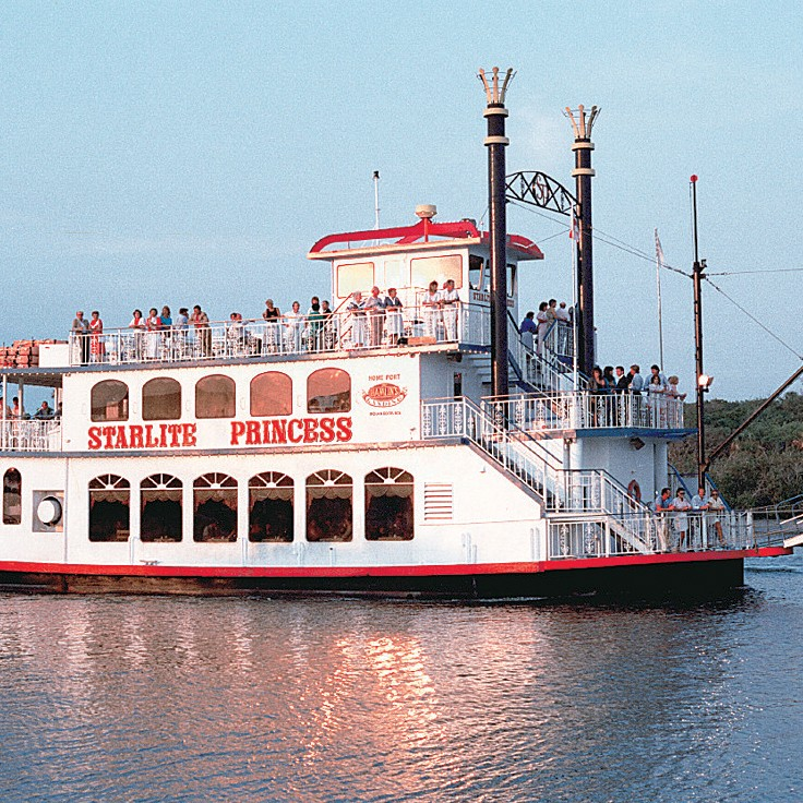StarLite Princess Riverboat Daytime Cruise