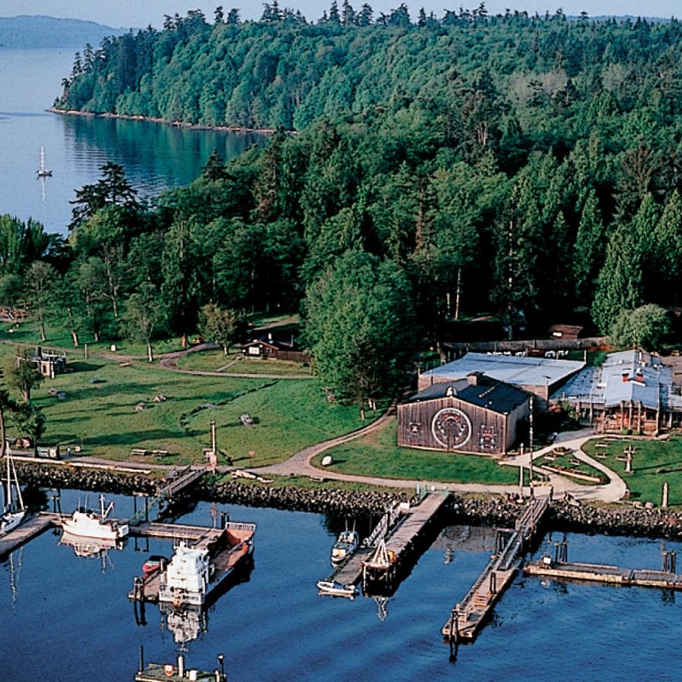 Blake Island Adventure Cruise