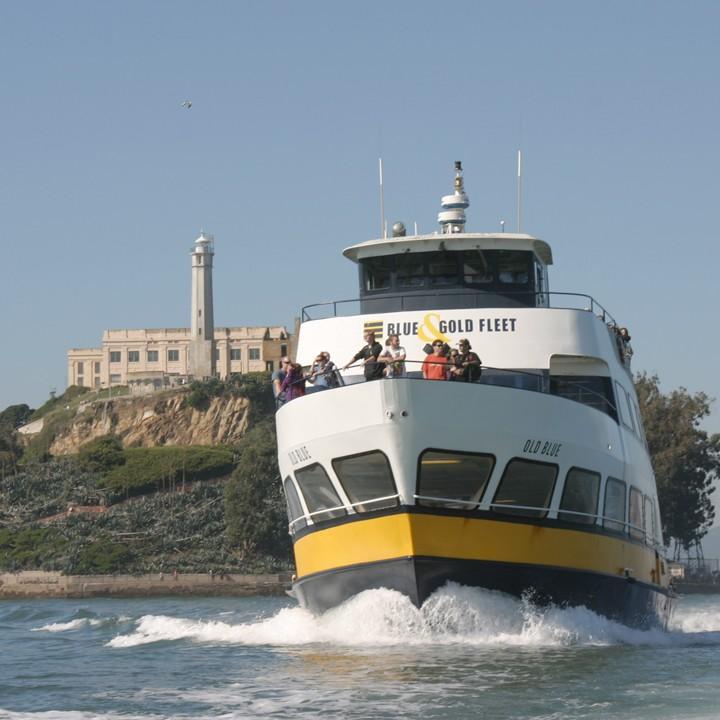 Escape from the Rock - Blue & Gold Fleet