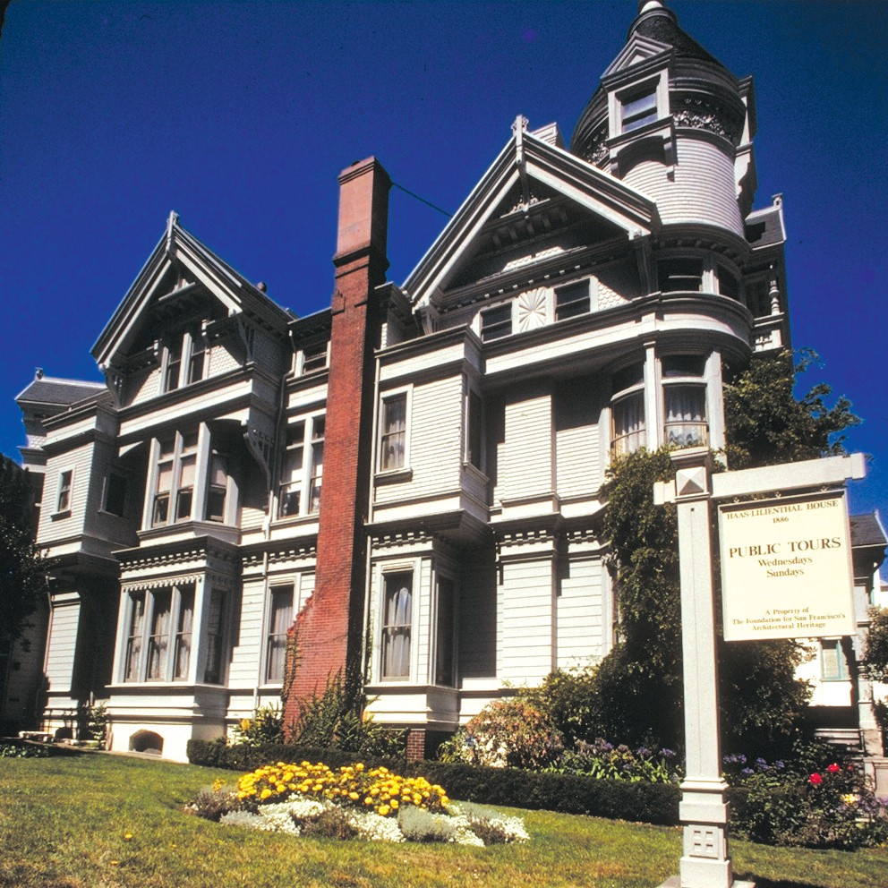 Haas-Lilienthal House Tour