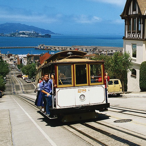 Historic Cable Car Ticket