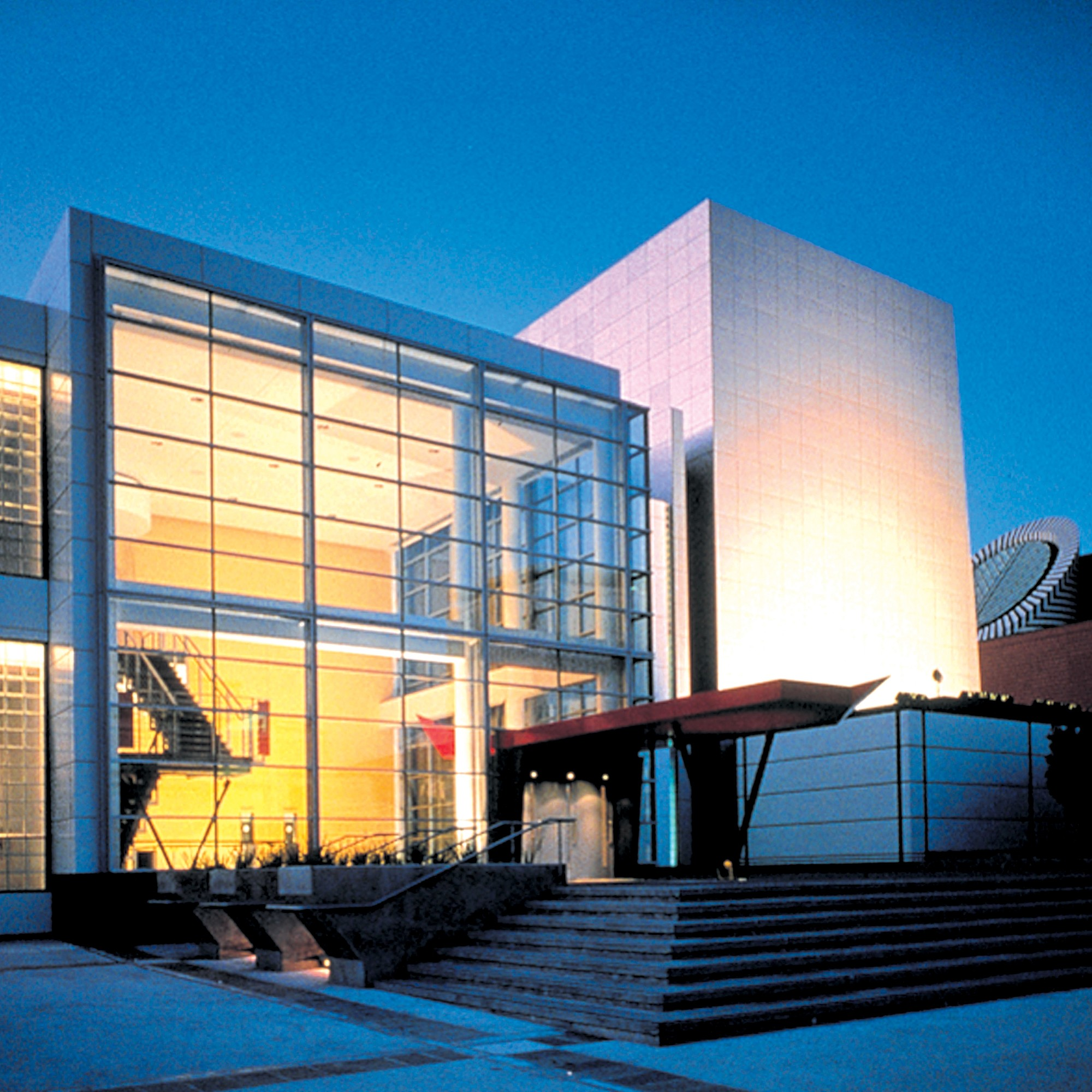 Yerba Buena Center for the Arts (YBCA)