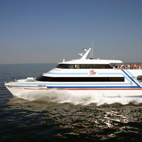 Martha's Vineyard High-Speed Ferry