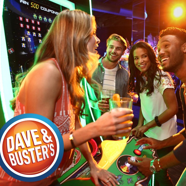 Dave & Buster's in Hollywood