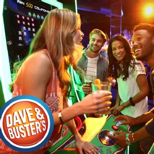 Dave & Buster's Hollywood