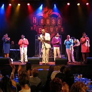 Kirk Franklin presents Gospel Brunch at House of Blues