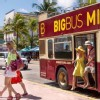 Hop-On Hop-Off Big Bus Miami 1-Day All-Loops Tour tickets