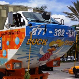 Fort Lauderdale Duck Tours