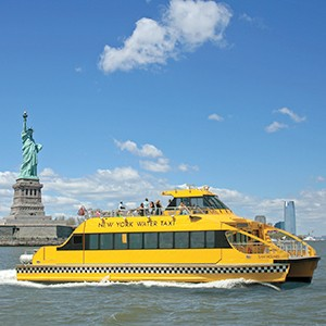 NYC Water Taxi Hop On Hop Off All Day Pass