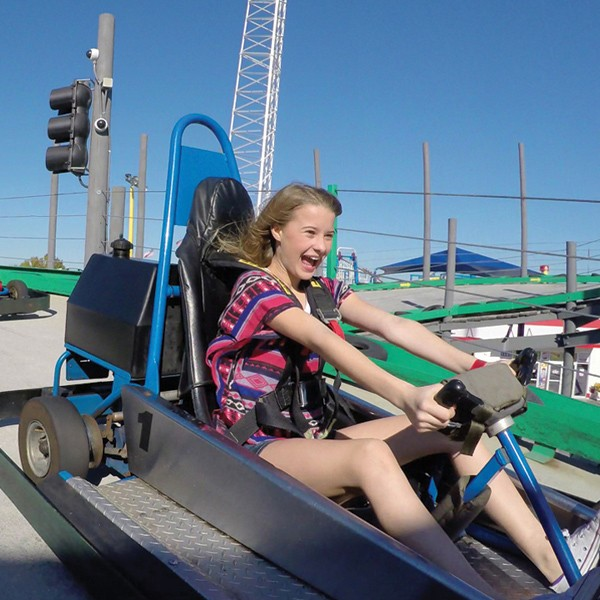 Fun Spot America Theme Park - 4 Ride Sampler tickets