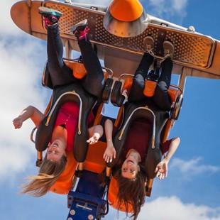 Fun Spot America Theme Park - 4 Ride Sampler