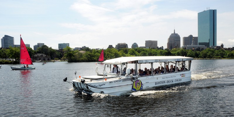 Boston Duck Tour - Original