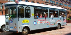 CityView Hop-On Hop-Off Boston Trolley Sightseeing Tour: 1-Day Ticket