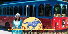 Lexington: Liberty Ride