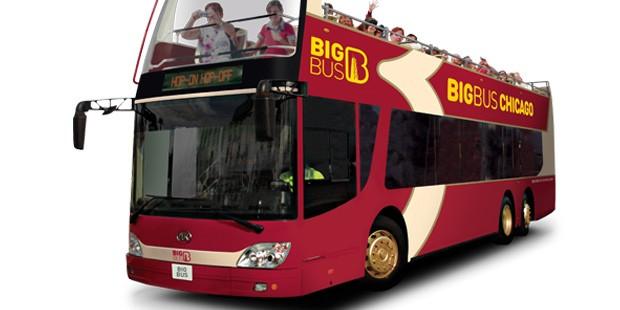 Tour en bus à arrêts multiples avec Big Bus Chicago: pass de 1 jour