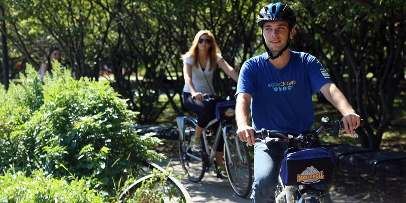 Bike and Roll Chicago: 4 Aluguer de bicicletas de horas
