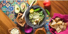 Aromas of Mexico Cooking Class