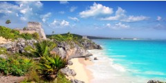 Tulum Express Tour with hotel pickup