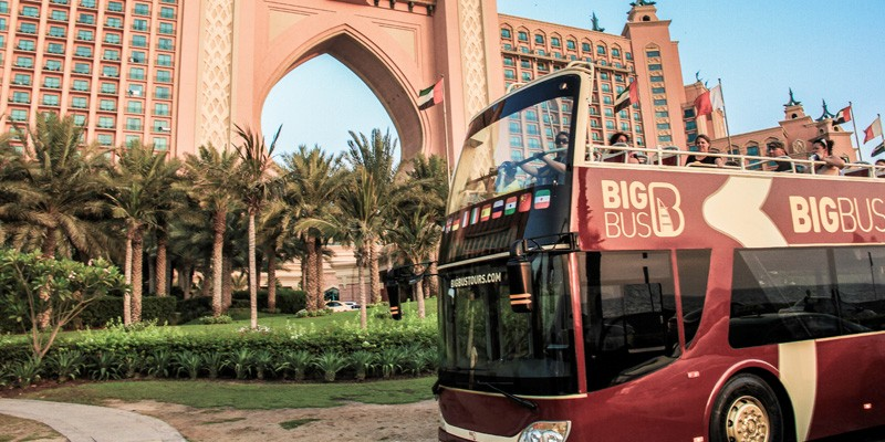Excursão Hop-On Hop-Off Big Bus Dubai: 1 - Bilhete de dia