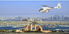 Helicopter Sightseeing Tour of Dubai (25 Minutes)