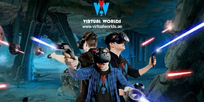 Virtual Worlds: 2-Stunden-Ticket