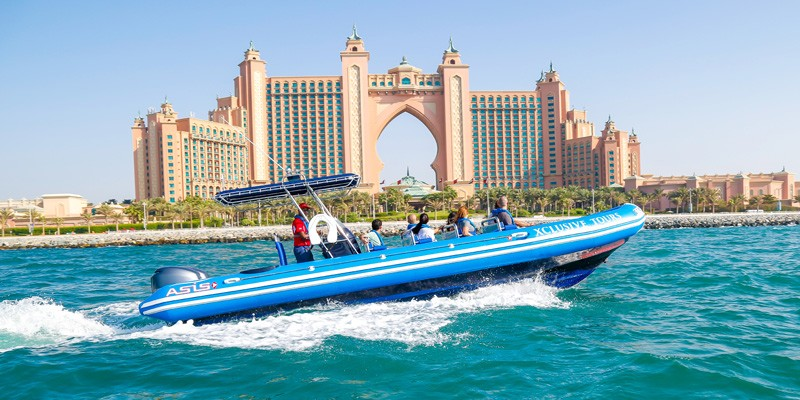 Speed Boat Sightseeing Tour