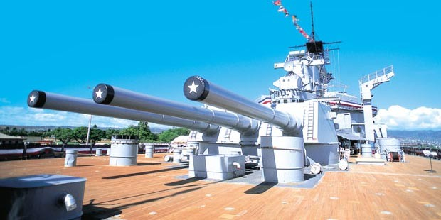 Battleship Missouri Memorial en Pearl Harbor
