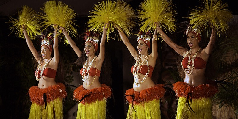 Ka Moana Luau with transportation and included free entry to Sea Life Park