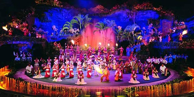 Alii Luau - includes entry to Polynesian Cultural Center