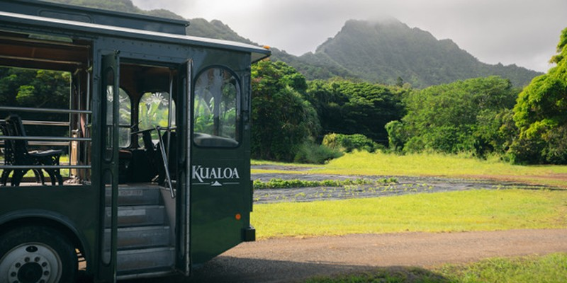 Taste of Kualoa