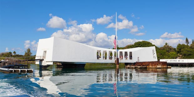Excursão narrada do USS Arizona Memorial em Pearl Harbor
