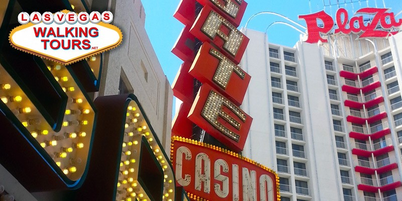 Las Vegas Downtown - Fremont St. Walking Tour