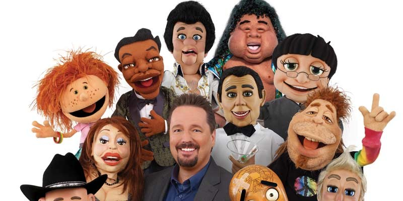 Terry Fator: Category D Seating