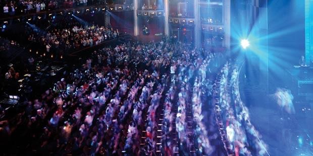 Visite guidée du Dolby Theatre®