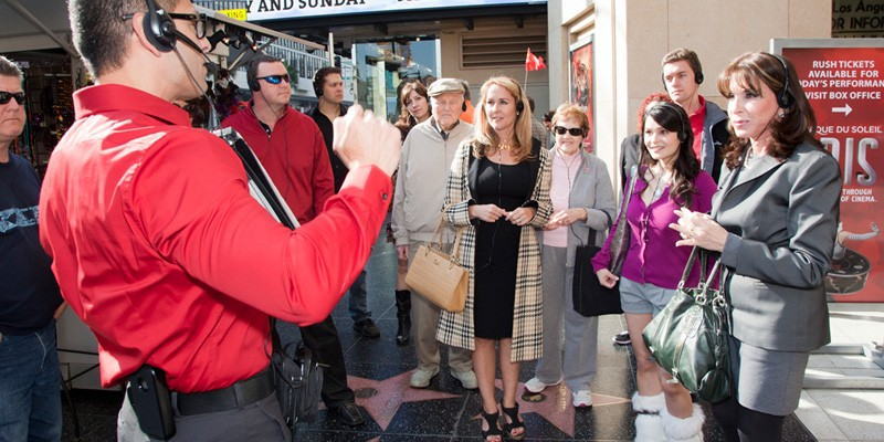 Behind-the-Scenes Hollywood Tour by Red Line