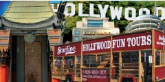 1 hour Hollywood Tour