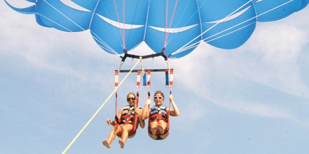 Sunset Watersports Key West Parasailing