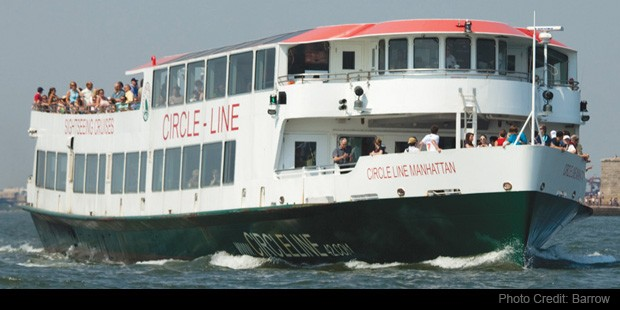 Landmarks Cruise: Circle Line Sightseeing