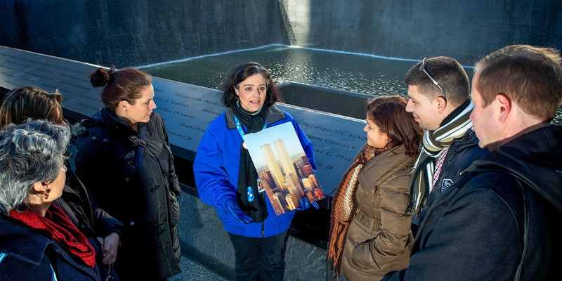 9/11 Tribute Museum & Guided Memorial Tour