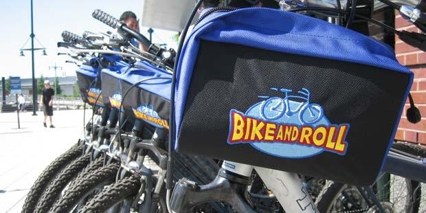 Bike and Roll: Waterfront Brooklyn Bridge