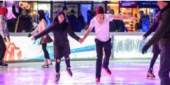 Bank of America Winter Village at Bryant Park Ice Rink