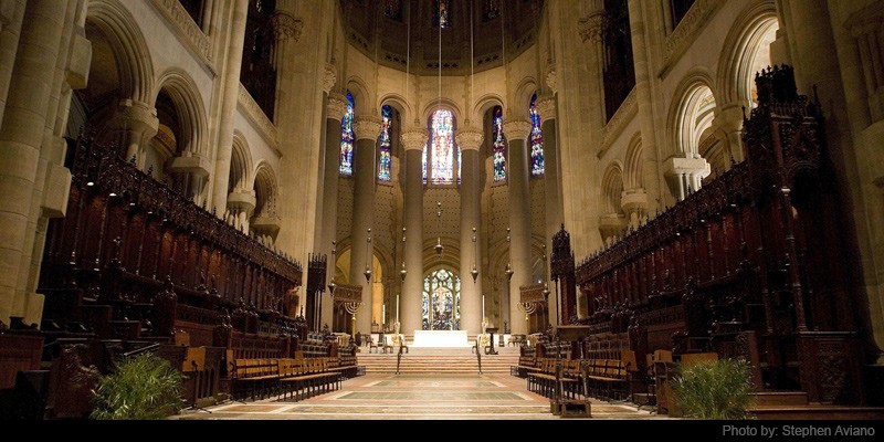 The Cathedral Church of St. John the Divine: recorrido por los aspectos destacados