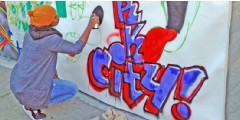 Graffiti & Street Art Workshop