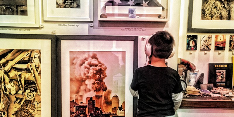 Ground Zero Museum Workshop: Hands-On 9/11 Tour